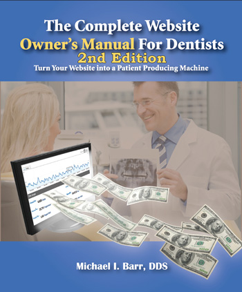 Dentist Website Book